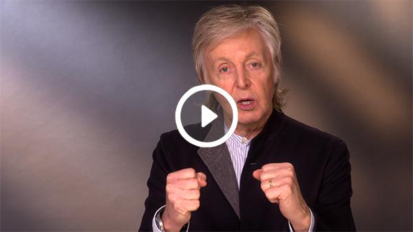 Paul McCartney video ID